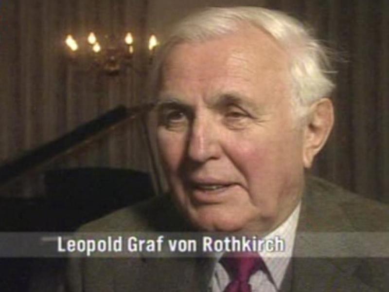 Leopold Graf von Rothkirch