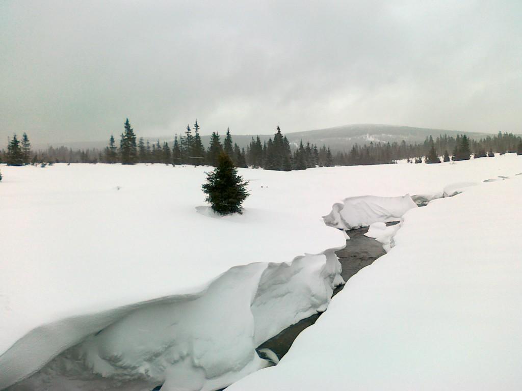 Film o Górach Izerskich i rekordach zimna