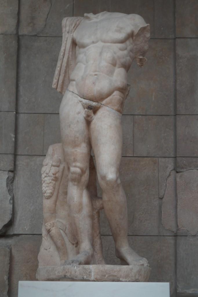 Starożytne Rzeźby - Fotorelacja z Muzeum Pergamońskiego w Berlinie