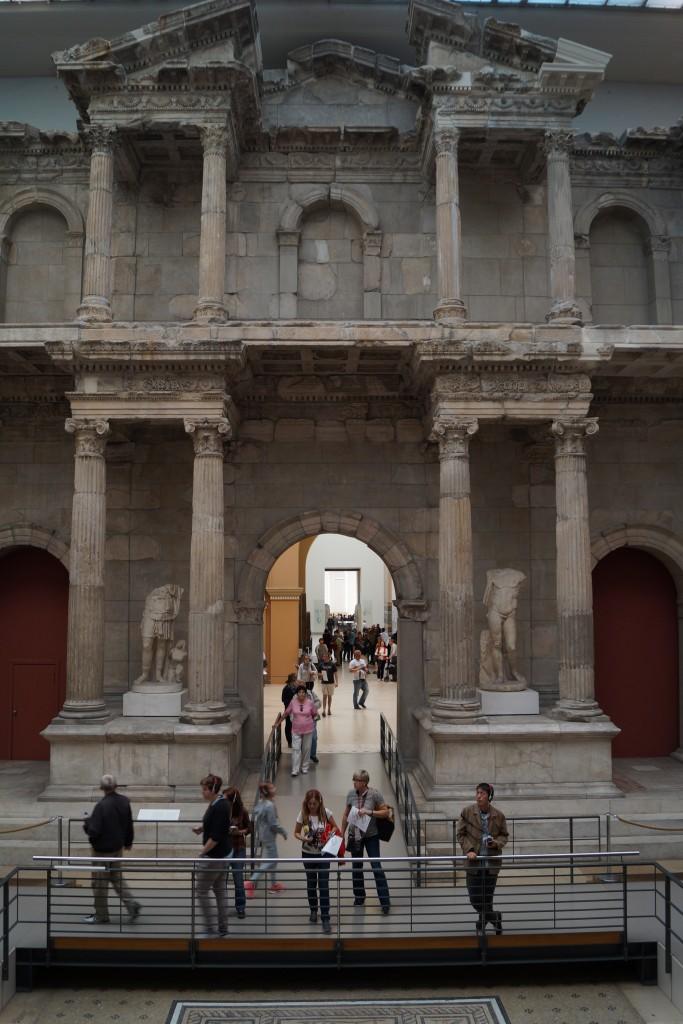 Brama południowej Agory Miletu