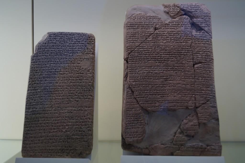 Starożytne tablice z pismem