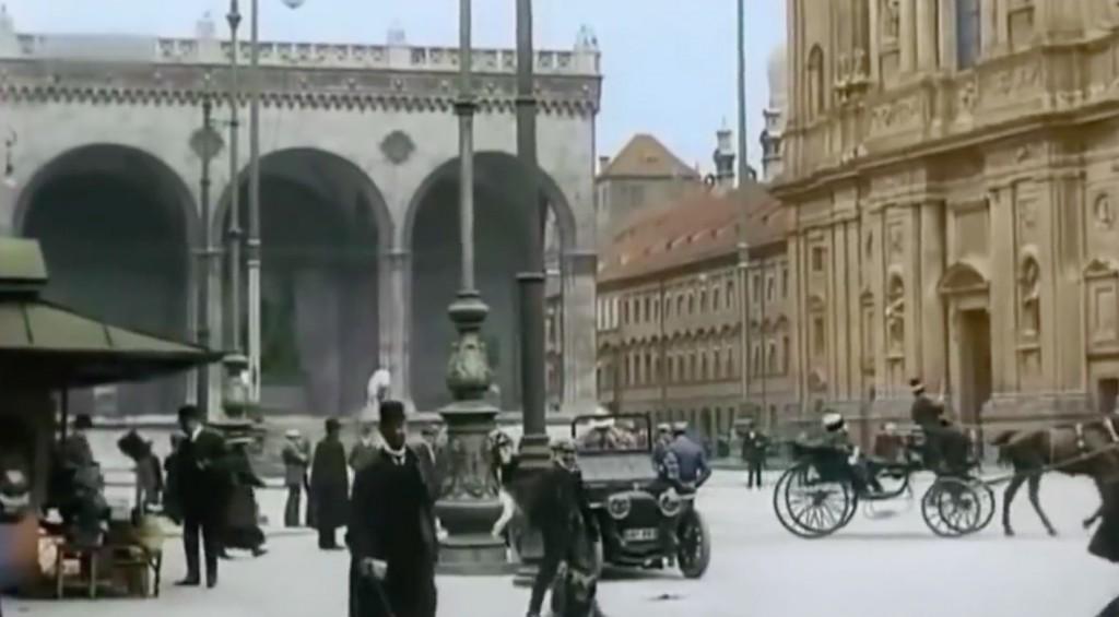 Monachium Feldherrnhalle