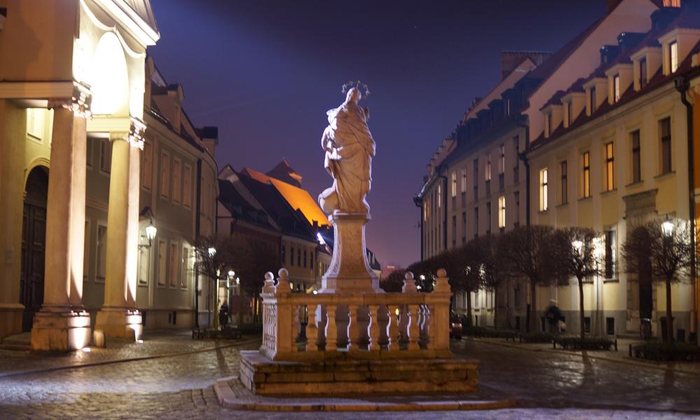 Ostrów Tumski we Wrocławiu - Ciekawe Miejsca na Dolnym Śląsku
