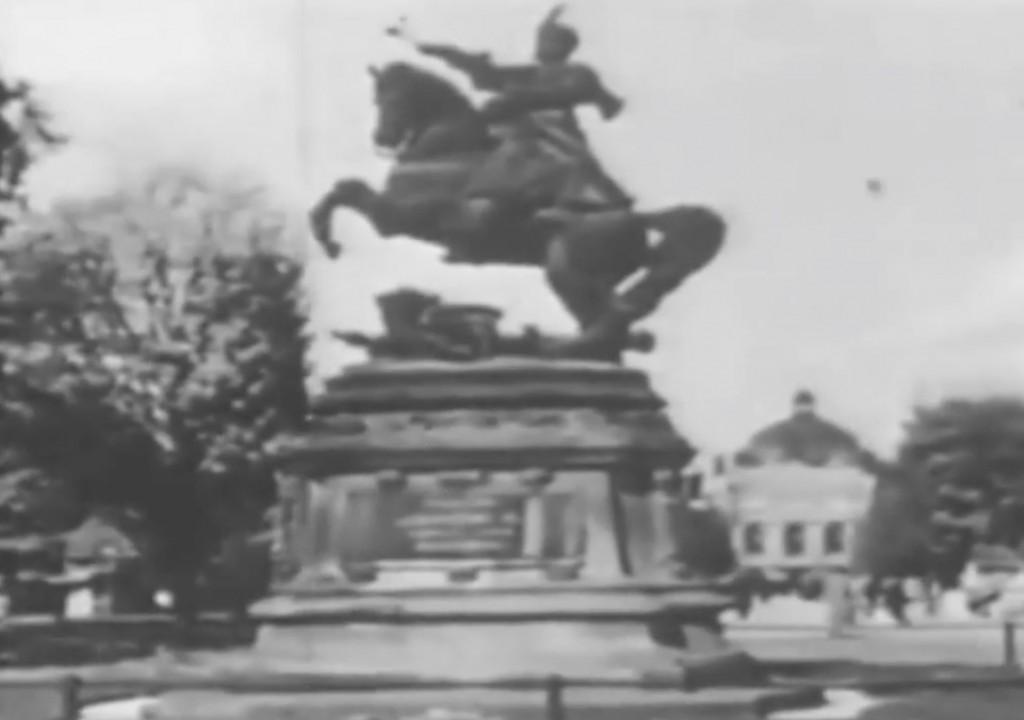 Pomnik Jana III Sobieskiego we Lwowie