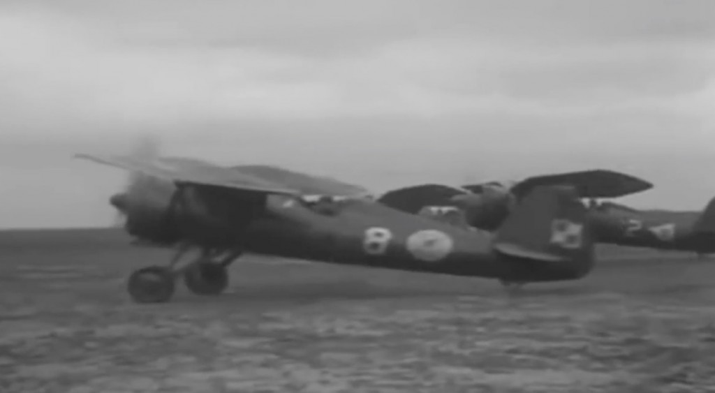 Samolot myśliwski PZL P.11