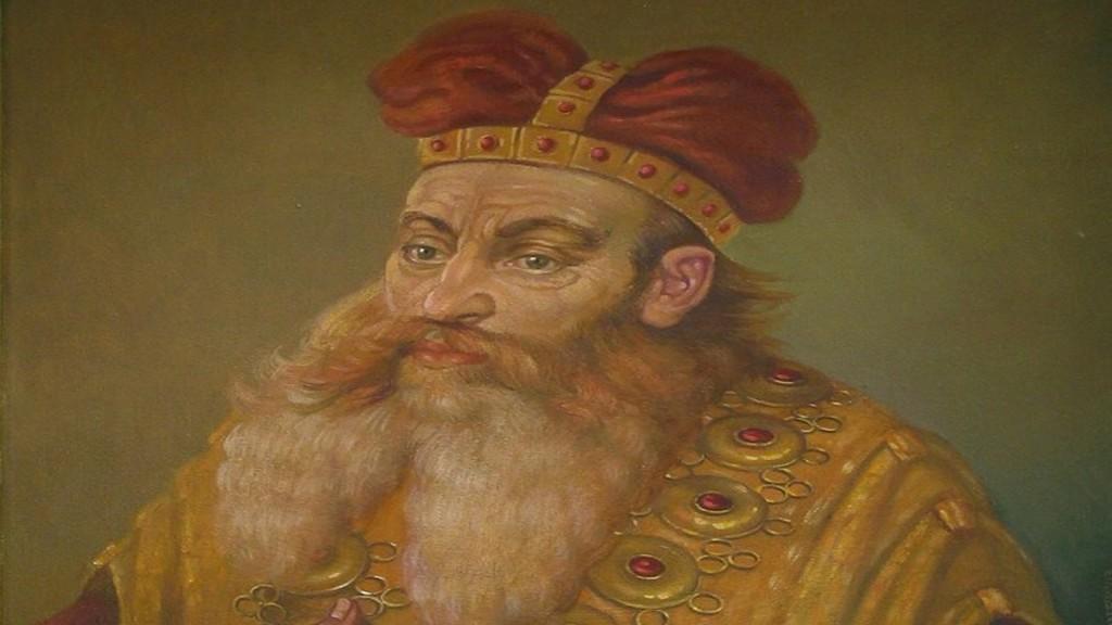 Henryk I Brodaty Autor: Irena Bierwiaczonek Źródło: www.mzl.zgora.p