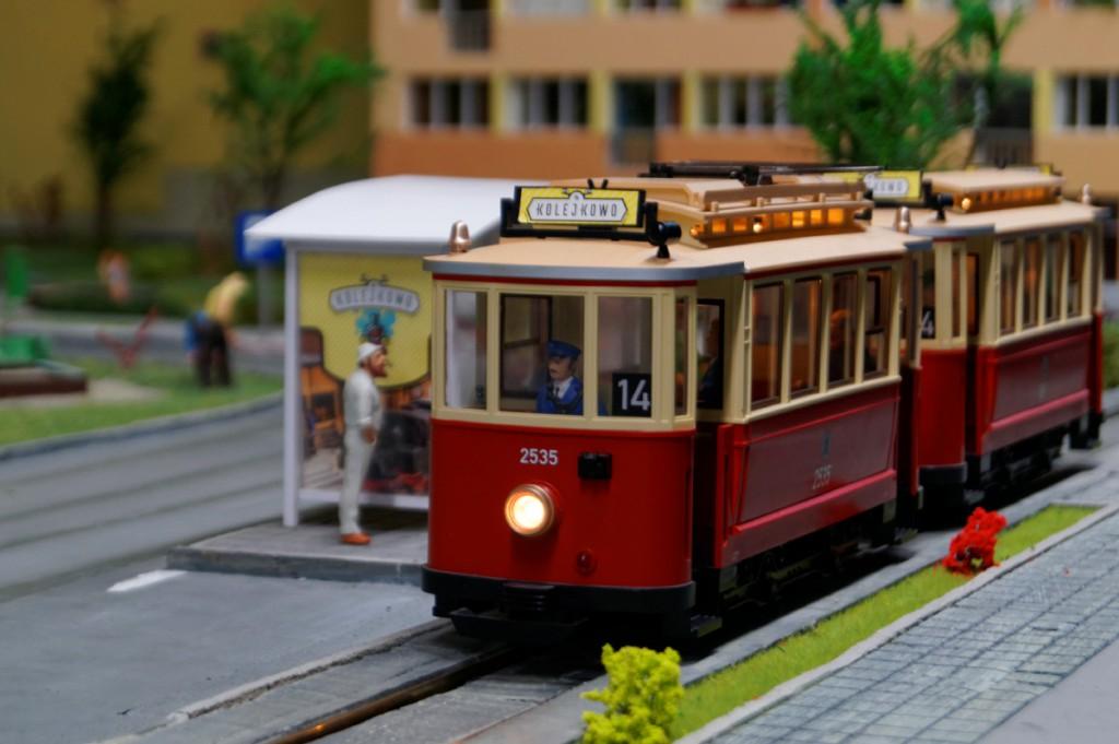 Miasto Tętniące Życiem w Miniaturze