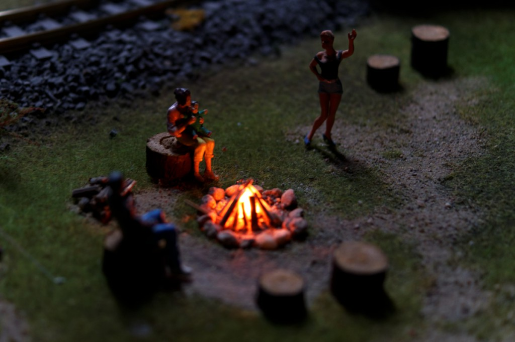 Nocne Życie w Miniaturze