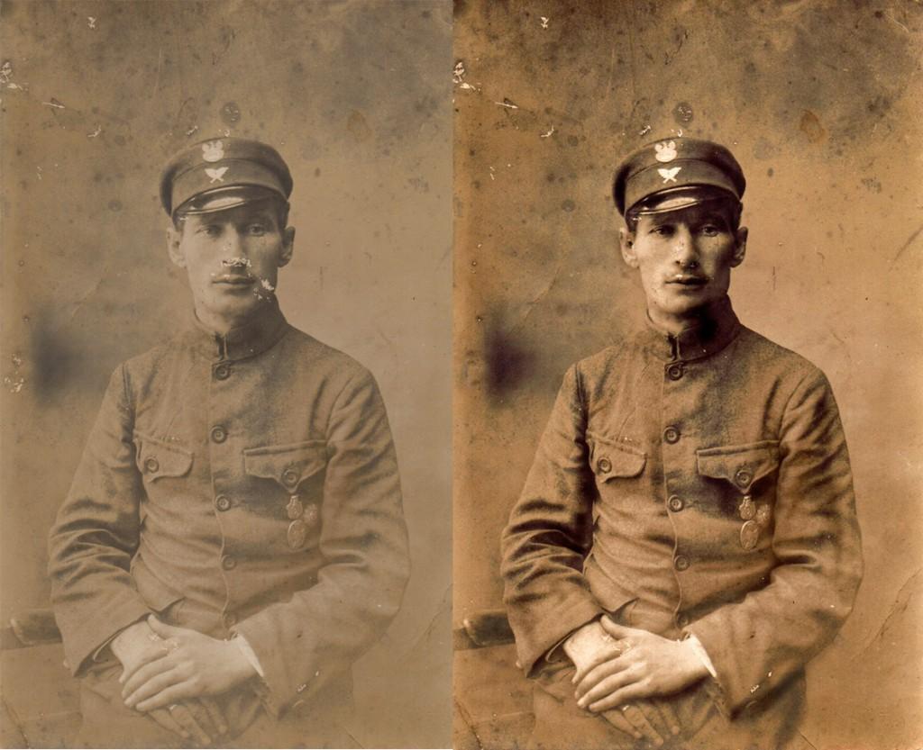 Stare Zdjęcia Żołnierzy Legionów Polskich