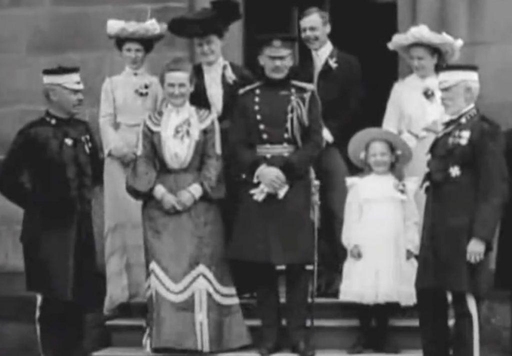 Epoka edwardiańska - Anglia na starym filmie