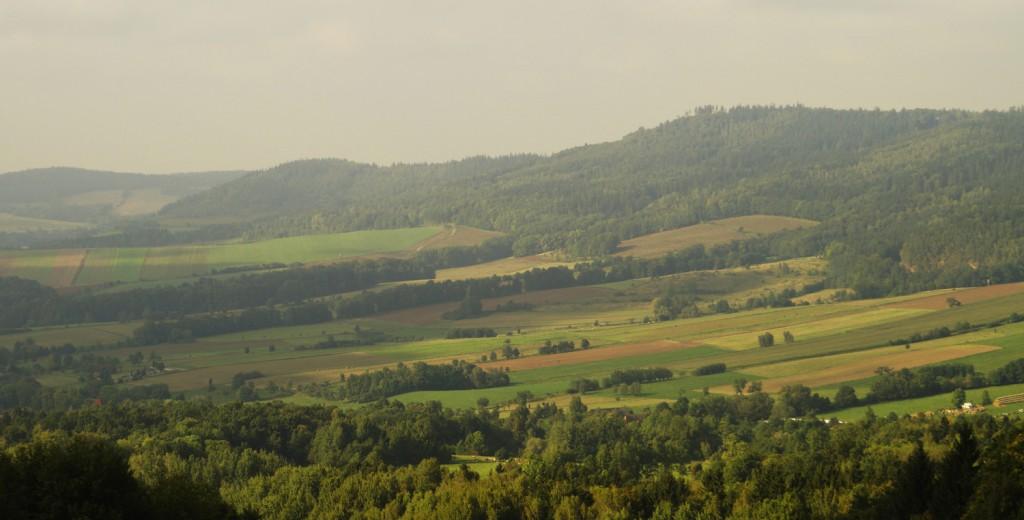 Widok z Góry Szybowcowej - Top 10 Punktów Widokowych na Dolnym Śląsku