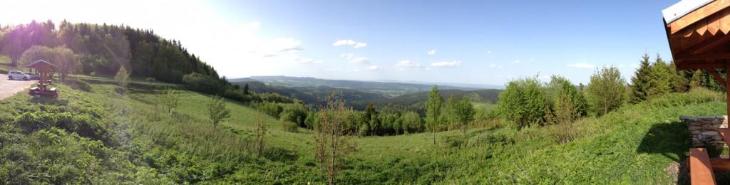 Droga na Zieleniec - Top 10 Punktów Widokowych na Dolnym Śląsku