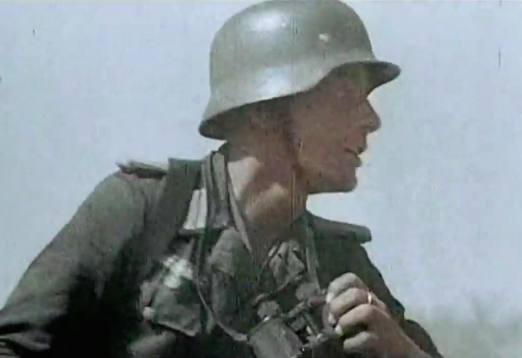 Żołnierz Wehrmachtu na Froncie Wschodnim