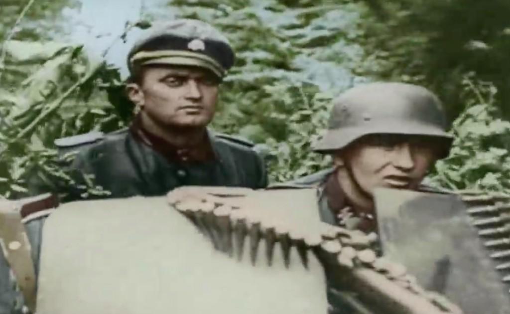 Żołnierze Waffen-SS na Froncie Zachodnim