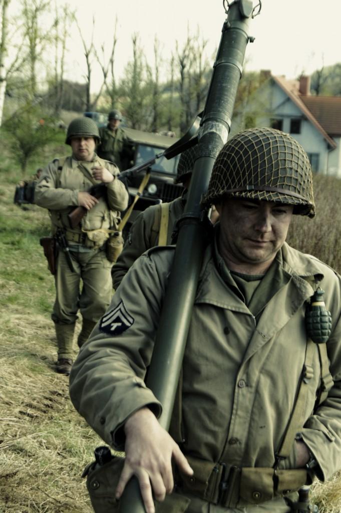 Żołnierze US Army