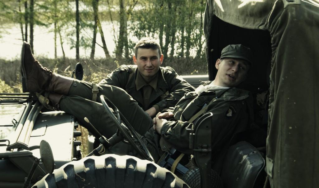 Odpoczynek Przed Bitwą