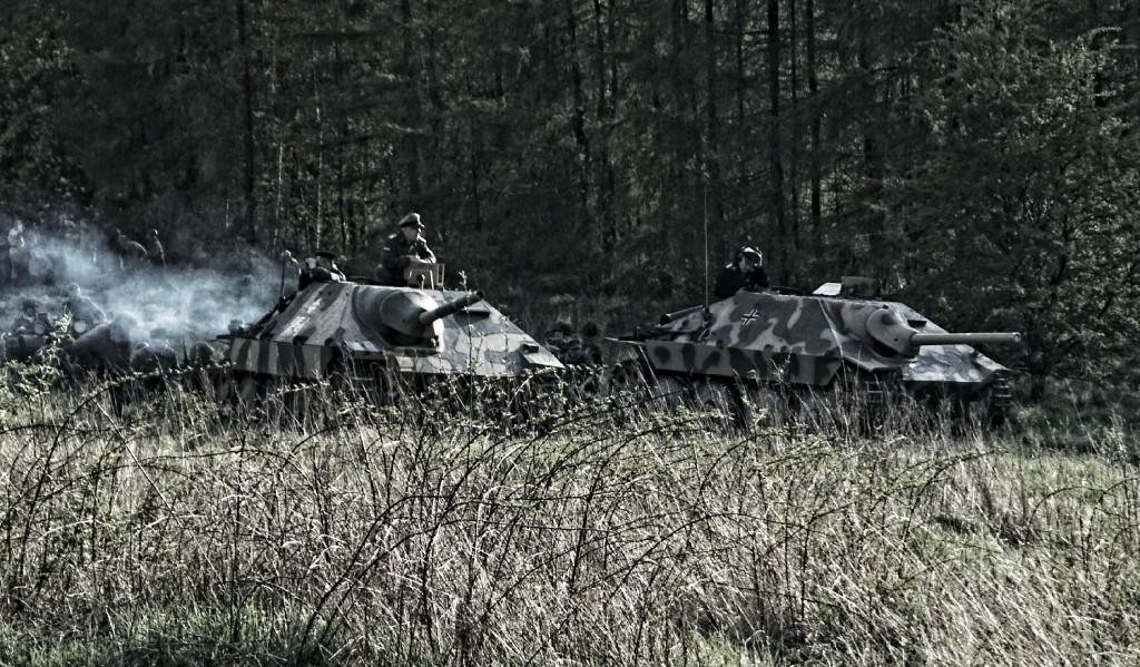 Pojazdy Jagdpanzer 38 (t) Hetzer