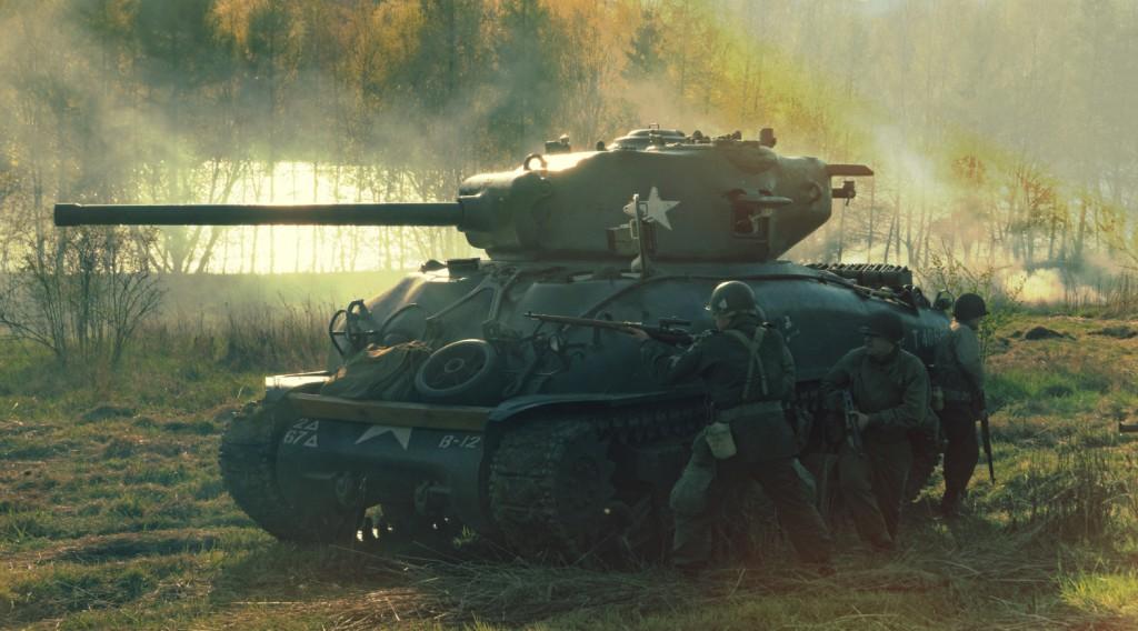 Czołg M4 Sherman