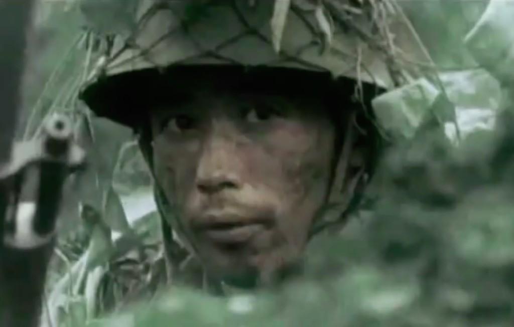 Żołnierz Cesarskiej Armii Japońskiej