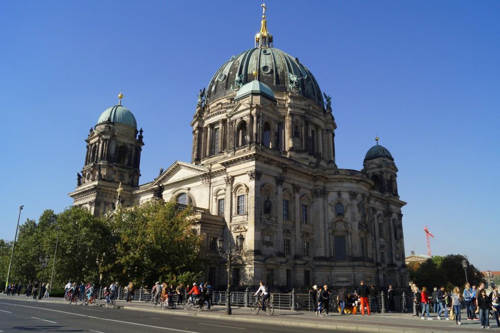 Katedra w Berlinie (Berliner Dom) 2014 Rok