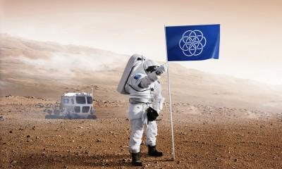 Mars-kopia