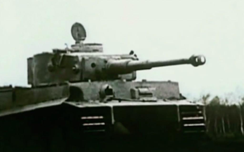 Niemiecki Czołg Panzerkampfwagen VI Tygrys