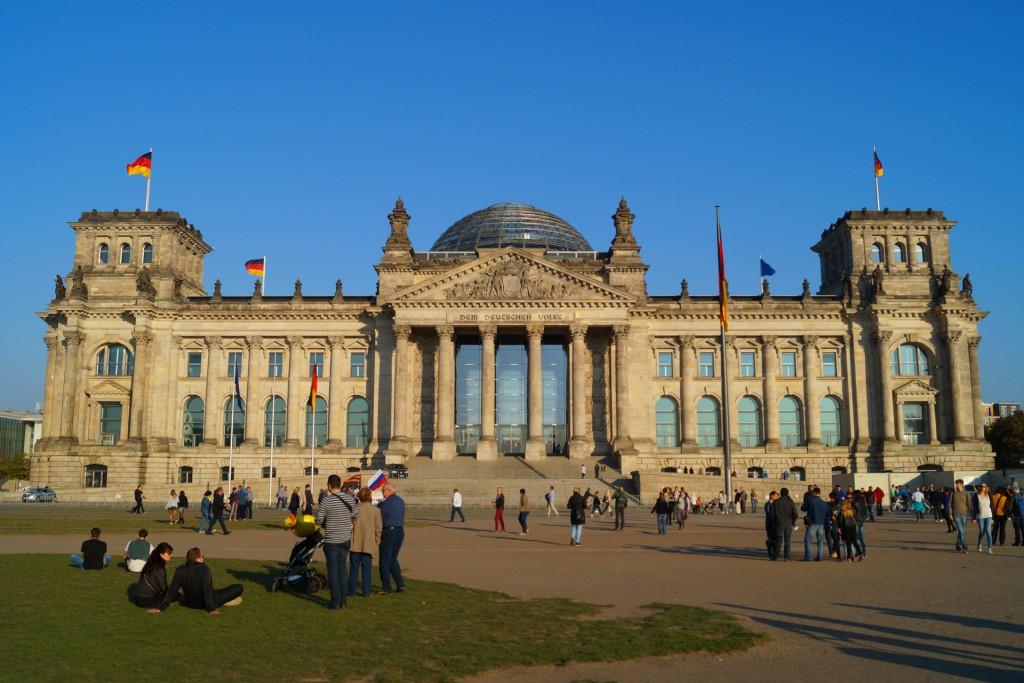 Reichstag 2014 Rok