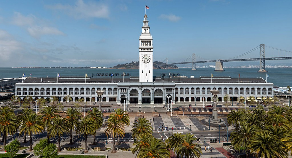 San Francisco Ferry Building - Autor: JaGa Źródło: commons.wikimedia.org