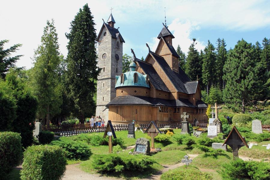 Świątynia Wang - Atrakcje Turystyczne Dolny Śląsk - Foto: Tomasz Kapczyński