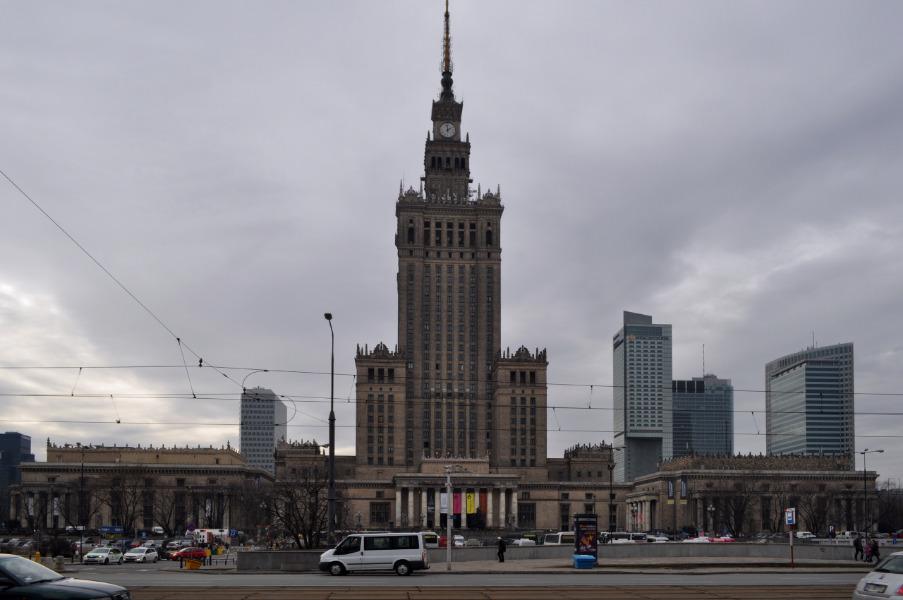 Pałac Kultury i Nauki - Autor: DŚF