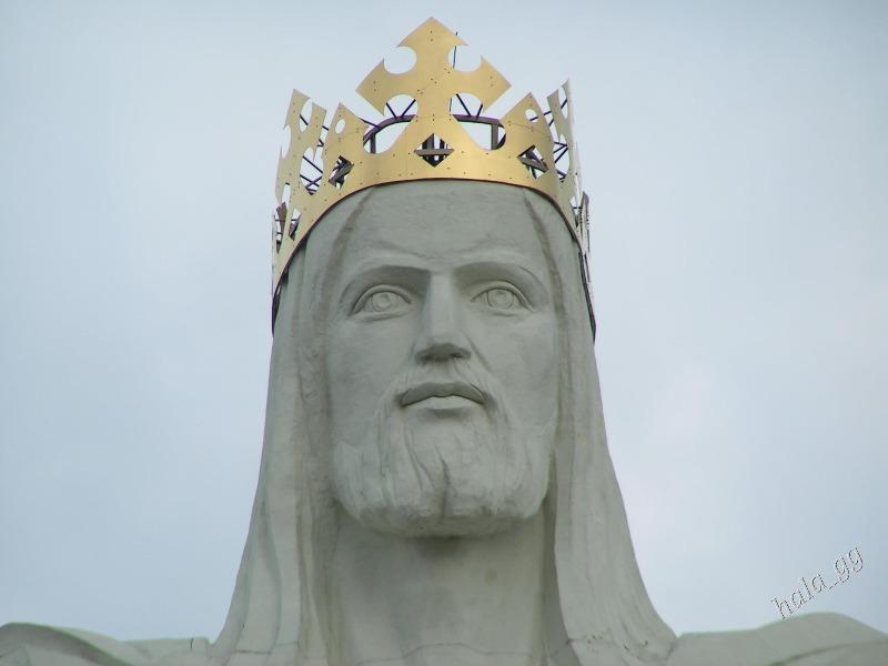Pomnik Chrystusa w Świebodzinie - Autor: Halina Gniewkowska-Gniadek