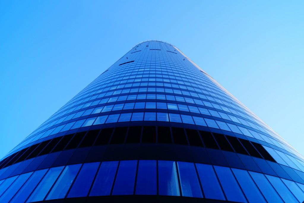 Sky Tower - Lista niezwykłych budowli na Dolnym Śląsku