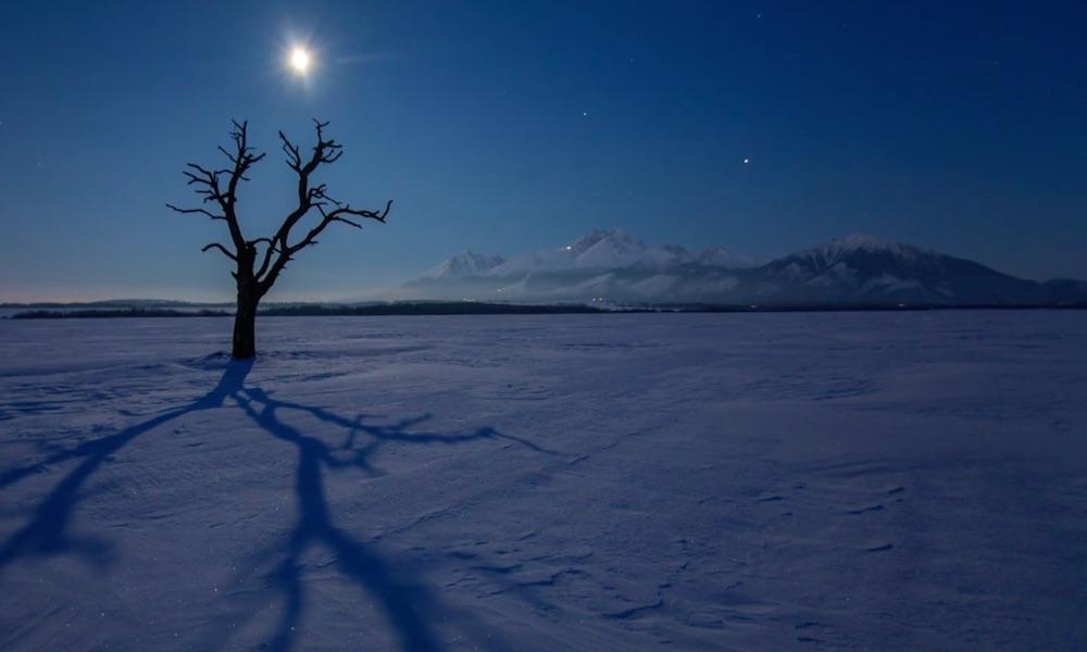 Zachwycające Tatry - Symfonia Nocy - Źródło: vimeo.com