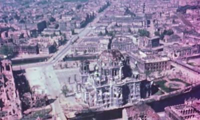 zniszczony berlin 1945