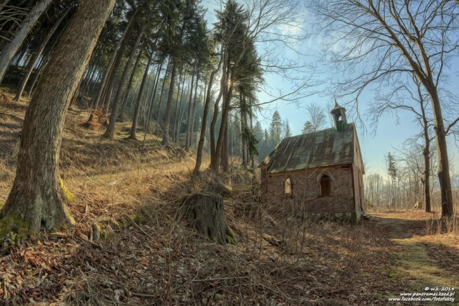 Święta Góra w Lubawce - Lista Opuszczonych Miejsc - Foto: Wioletta Kozłowska