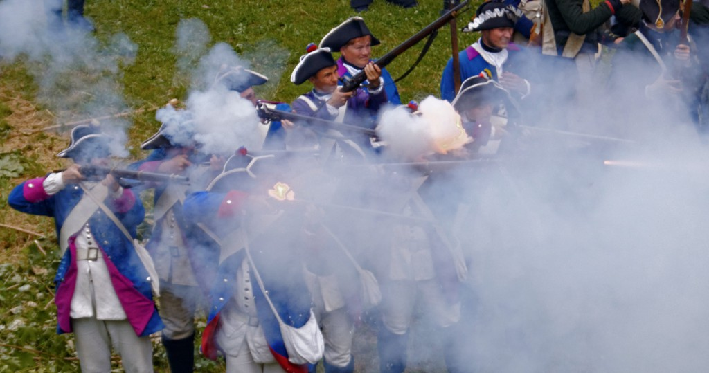 Pruska piechota