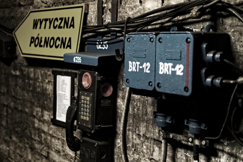 Telefon Górniczy