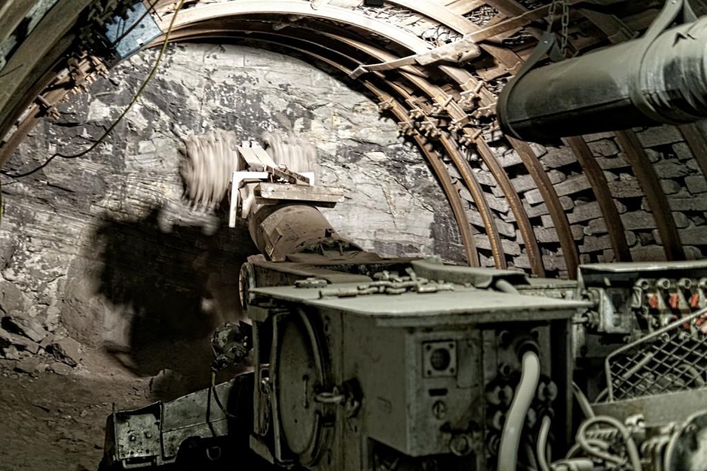 Kombajn Górniczy Alpine AM-50