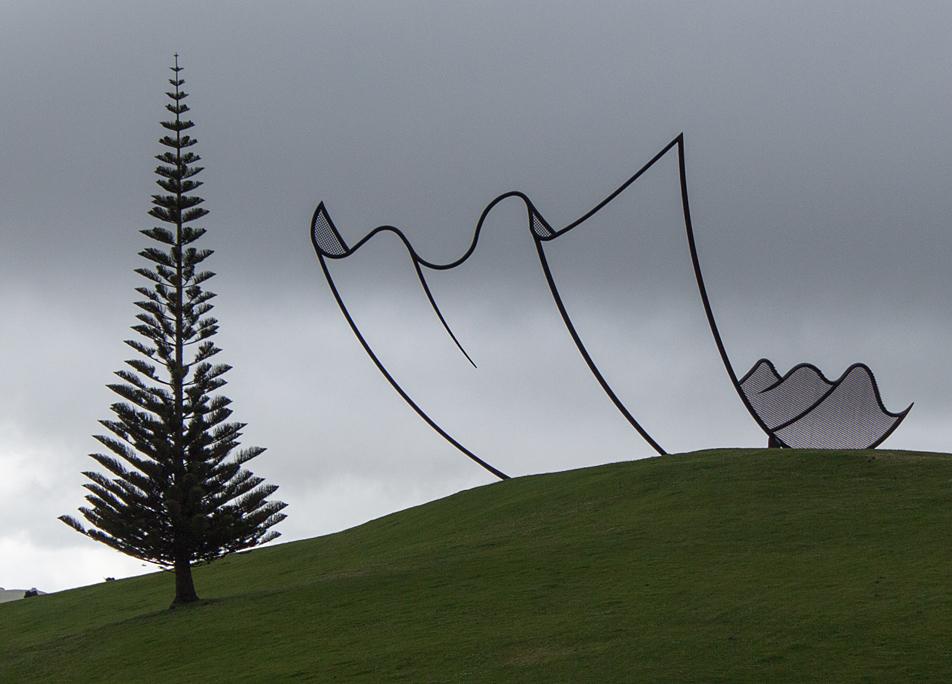 Niesamowita rzeźba Neil Dawsona - Foto: Nita Źródło: www.flickr.com