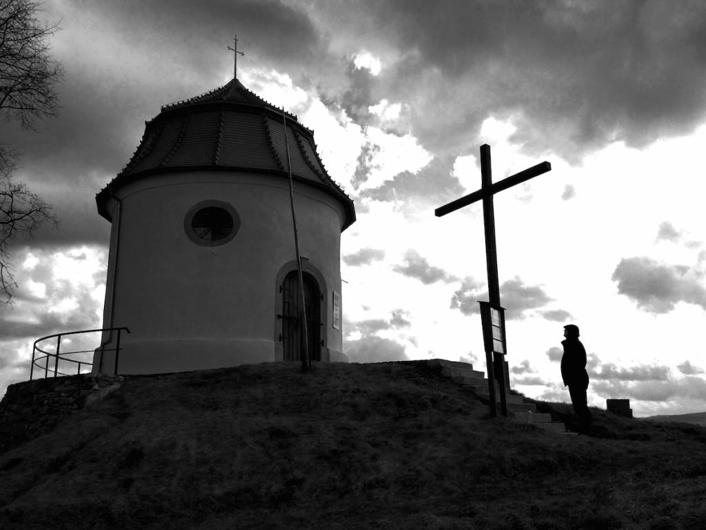 Kaplica św. Leopolda - Zdjęcie Zrobione iPhonem 4s (plus filtr)