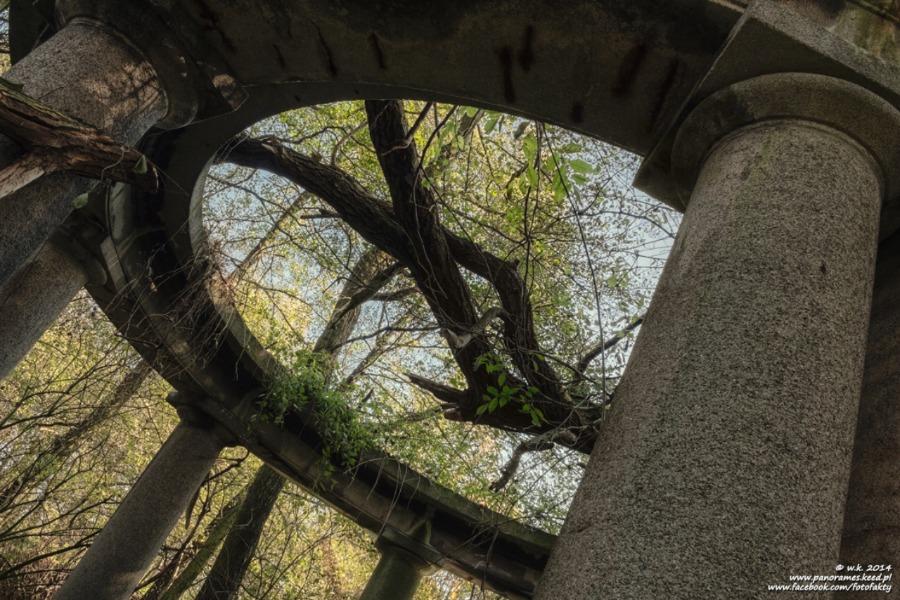 Mauzoleum w Biechowie - Foto: Wioletta Kozłowska