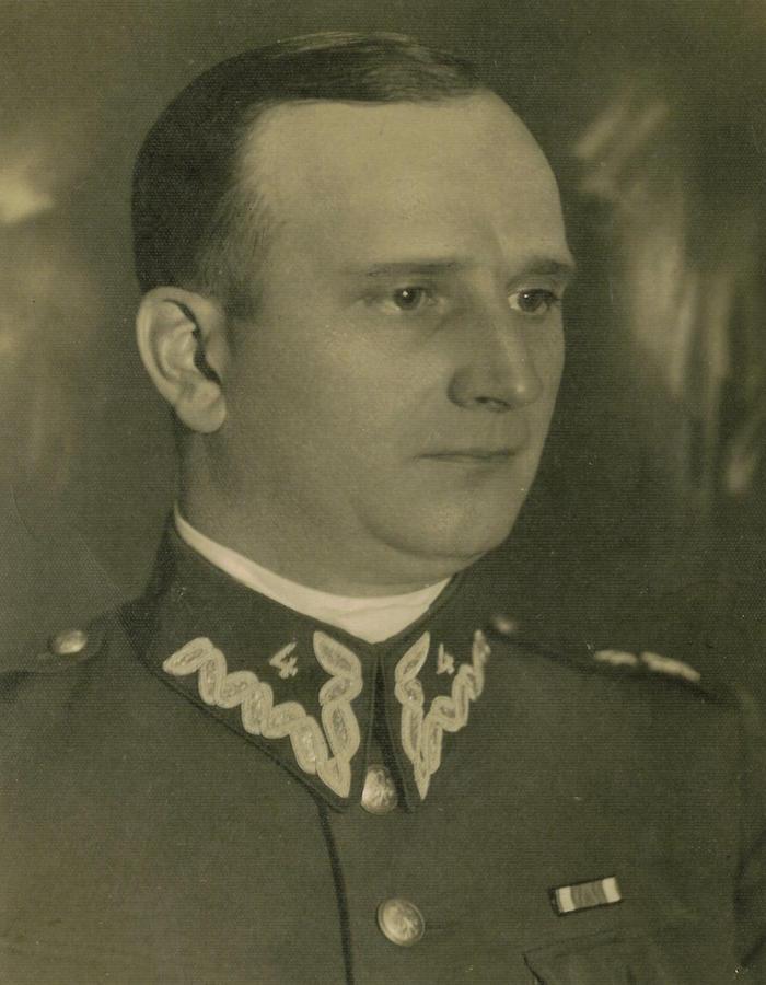Porucznik Roman Skoraszewski
