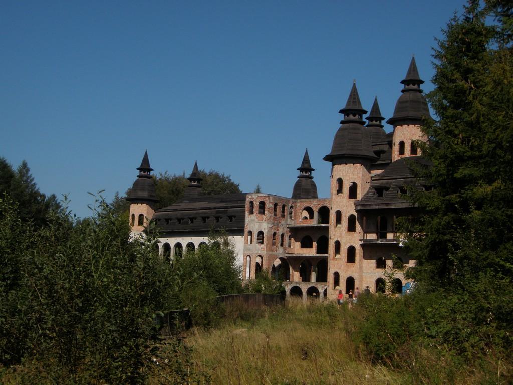 Zamek w Łapalicach - Autor: Tomasz Przechlewski Źródło: www.flickr.com