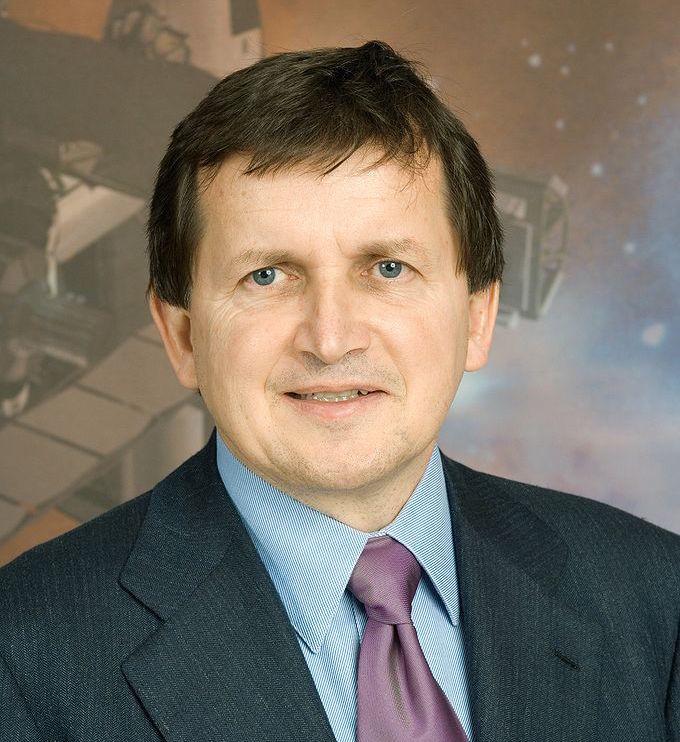 Charles Simonyi - Pionierzy Turystyki Kosmicznej - Źródło: NASA