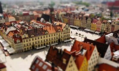 miniaturowa polska