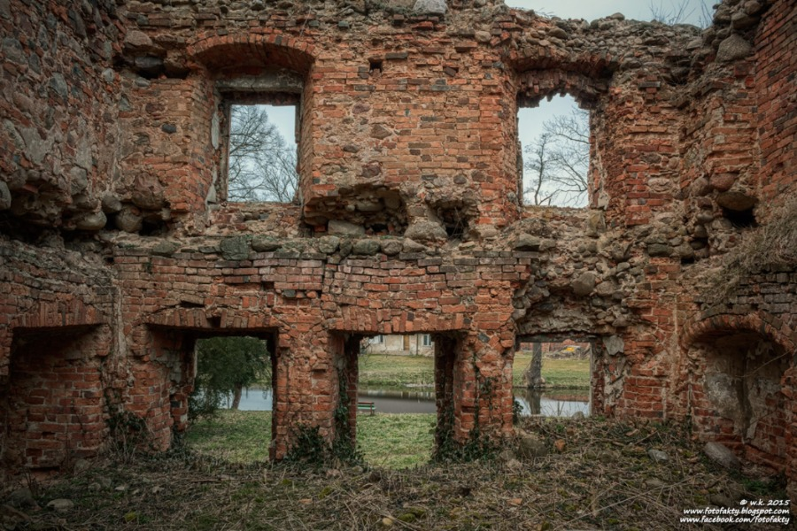 Pałac w Jakubowie - Wnętrze - Foto: Wioletta Kozłowska