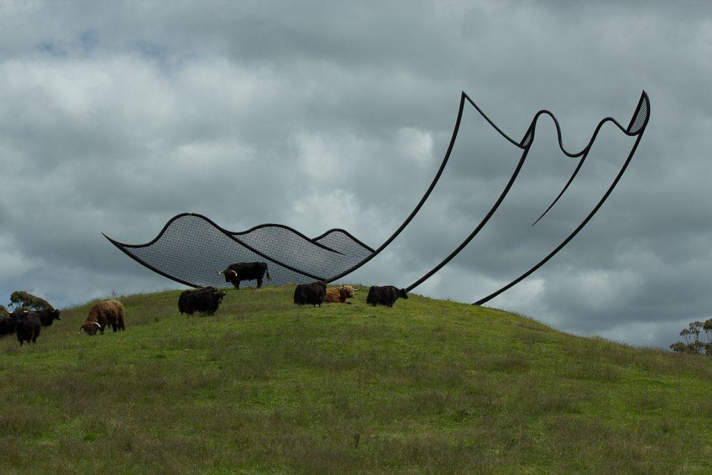 Niesamowita rzeźba z Nowej Zelandii - Foto: Andym5855 Źródło: www.flickr.com