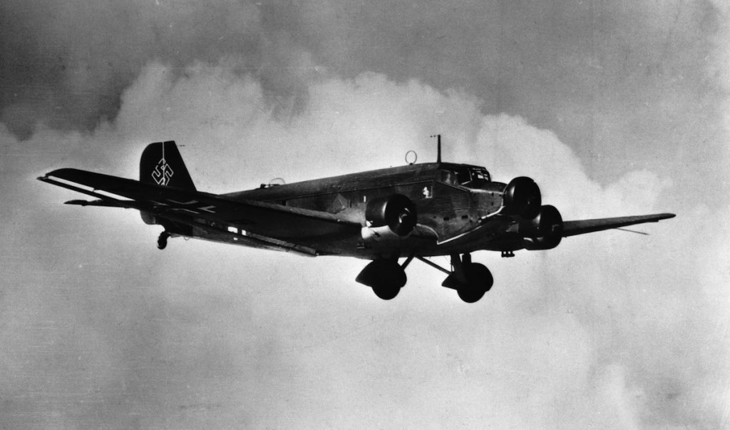Junkers Ju-52 - Wojskowy Samolot Transportowy Luftwaffe