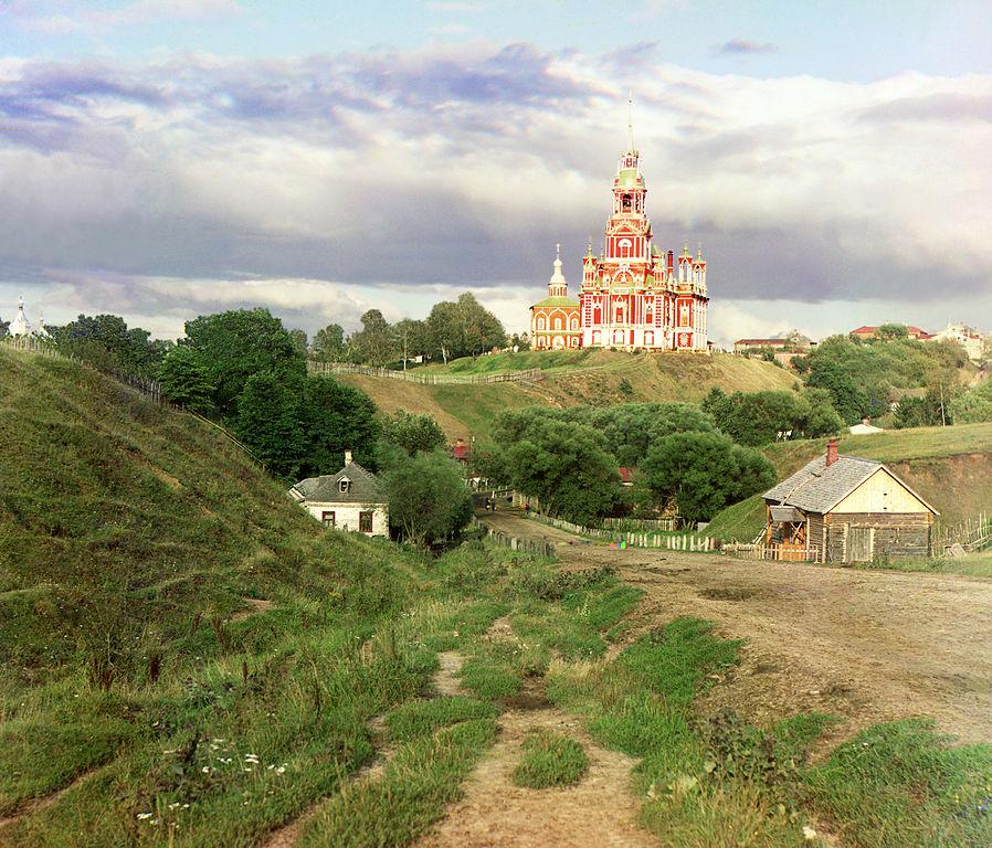 Cerkiew św. Mikołaja w Możajsku. Lata 1911-1912.