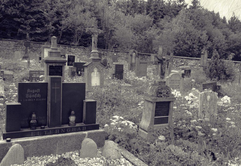 Cmentarz w Dolní Malá Úpa